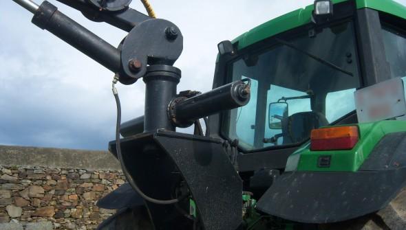 Reparación de maquinaria agrícola en Tapia de Casariego, Asturias