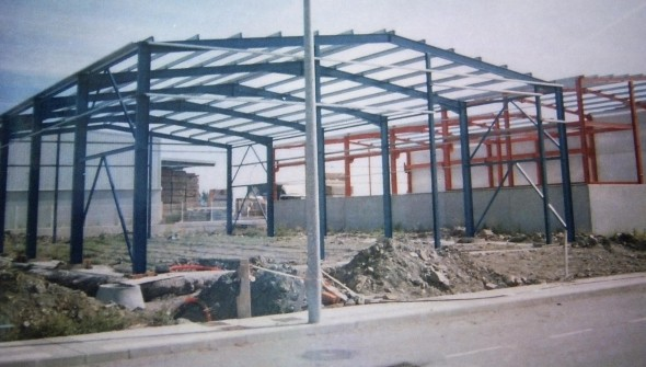 Estructura Metalica - Asturmetal en Tapia de Casariego - Asturias