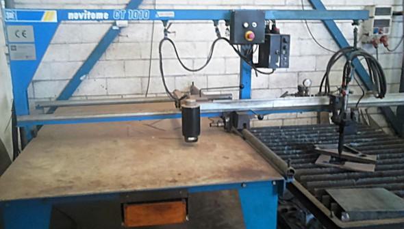 Oxicorte copiador plasma - Trabajos metalicos en Tapia de Casariego - Asturias